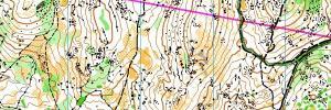 Slovenian orienteering maraton 2-3