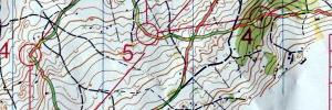 Orava orienteering meeting, Long